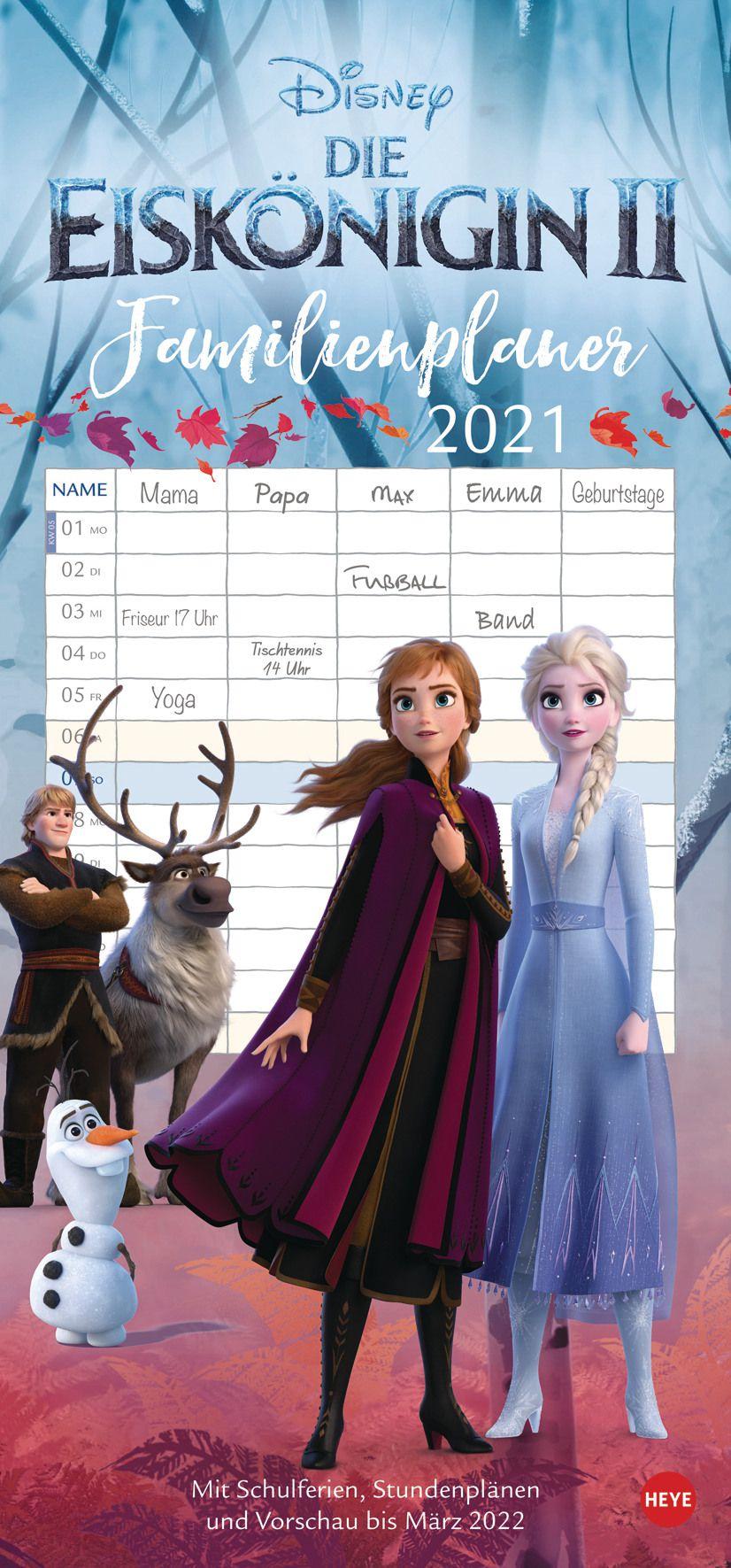 Die Eiskönigin 2021